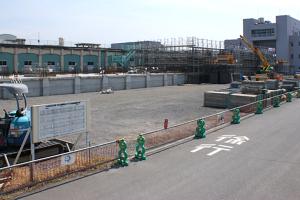 2014の工事